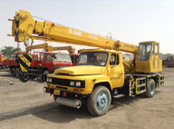 Used XCMG QY8D Crane For Sale in Singapore