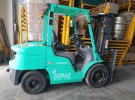 Used Mitsubishi FD35NT Forklift For Sale in Singapore