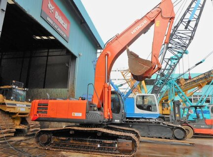Used Hitachi ZX470LCH-5G Excavator For Sale in Singapore