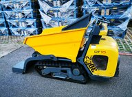 Used Wacker Neuson DT10 Dumper For Sale in Singapore