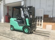 Used Mitsubishi Grendia 1.5 Forklift For Sale in Singapore