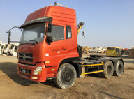 Used Dongfeng DFL4251A Prime Mover For Sale in Singapore