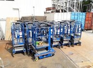 Used EcoLift 4.2m Working Height Aerial Platform For Sale in Singapore