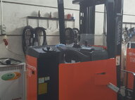 Used Toyota 7FBR15 Reach Truck For Sale in Singapore