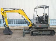 New Wacker Neuson EZ36 Excavator For Sale in Singapore