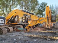 Used JCB JS205 LC Excavator For Sale in Singapore