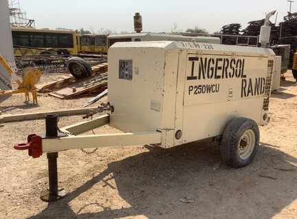 Used Ingersoll Rand P250WCU Air Compressor For Sale in Singapore