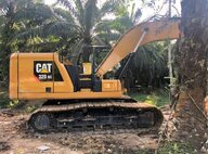 Used Caterpillar (CAT) 320GC Excavator For Sale in Singapore