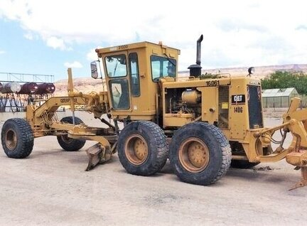 Used Caterpillar (CAT) 140G Motor Grader For Sale in Singapore