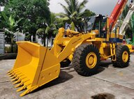 Used Komatsu WA450-1 Loader For Sale in Singapore