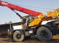 Used Sany SRC 550H Crane For Sale in Singapore