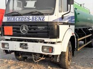 Used Mercedes-Benz LP 1824 (Sweet Water Tanker) Truck For Sale in Singapore