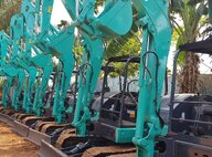 Used Kobelco SK50P-6 Excavator For Sale in Singapore