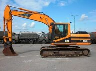 Used Caterpillar (CAT) 320BL Excavator For Sale in Singapore