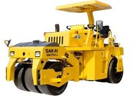 New Sakai GW750 Road Roller For Sale in Singapore