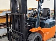 Used Toyota 62-7FD25 Forklift For Sale in Singapore