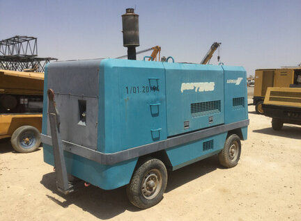 Used Airman PDS750S Air Compressor For Sale in Singapore