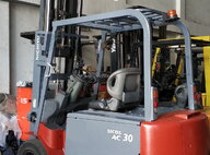 Used Nichiyu FB30PN Forklift For Sale in Singapore