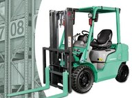 New Mitsubishi FD30NT Forklift For Sale in Singapore