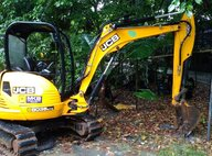 Used JCB 8035 ZTS Excavator For Sale in Singapore