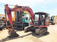 Used Caterpillar (CAT) E70B Excavator For Sale in Singapore