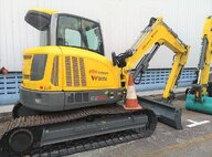 New Wacker Neuson EZ80 Excavator For Sale in Singapore