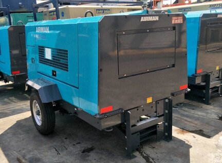 New Airman PDS400 Air Compressor For Sale in Singapore