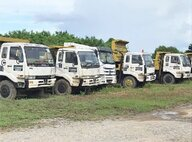 Used Nissan CWM432M Dump Truck For Sale in Singapore