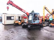 Used Hitachi EX60-3 Excavator For Sale in Singapore