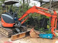 New Rewin RWB53 3-Ton Hydraulic Breaker Excavator Breaker For Sale in Singapore