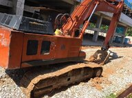 Used Hitachi UH 083 Excavator For Sale in Singapore
