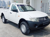 Used Mitsubishi L200 Single Cabin 2.5L M/T Diesel Truck For Sale in Singapore