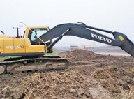 Used Volvo EC210B Excavator For Sale in Singapore