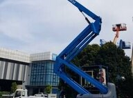 Used Genie Z-60/34 Boom Lift For Sale in Singapore