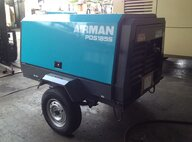Used Airman PDS185S Air Compressor For Sale in Singapore