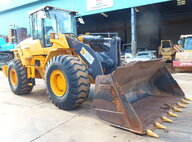 Used Caterpillar (CAT) L105 Loader For Sale in Singapore