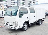 Used Isuzu NJR85AUE6W Truck For Sale in Singapore