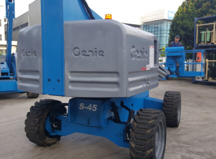 Used Genie S-45 Boom Lift For Sale in Singapore