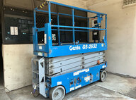 Used Genie GS-2632 Scissor Lift For Sale in Singapore