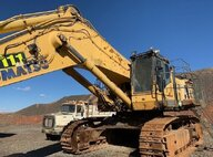 Used Komatsu PC1250-7 Excavator For Sale in Singapore