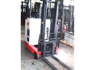 Used Nichiyu FBR9-50S-300 Reach Truck For Sale in Singapore