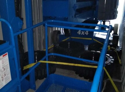 Used Genie Z-60 Boom Lift For Sale in Singapore