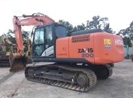 Used Hitachi ZX200-5B Excavator For Sale in Singapore