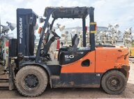 Used Doosan D50S-5 Forklift For Sale in Singapore
