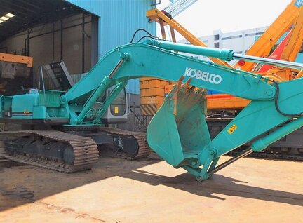 Used Kobelco SK330D-6E Excavator For Sale in Singapore