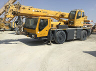Used XCMG QAY25 Crane For Sale in Singapore