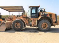 Used Caterpillar (CAT) 966M Loader For Sale in Singapore
