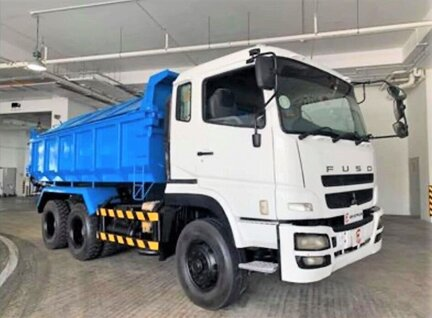 Used Mitsubishi FV51J Truck For Sale in Singapore