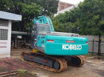 Used Kobelco SK200-8 Excavator For Sale in Singapore