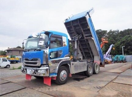 Used Nissan Diesel Quon ADG-CW4XL Truck For Sale in Singapore